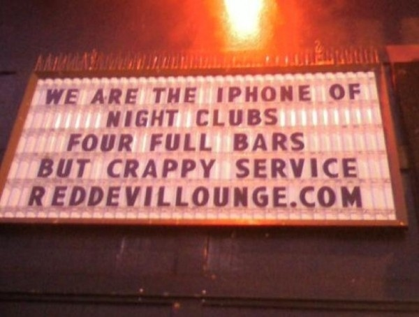 iPhone Of Night Clubs