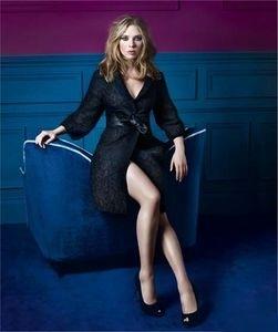 Scarlett Johansson New Mango Ad Campaign