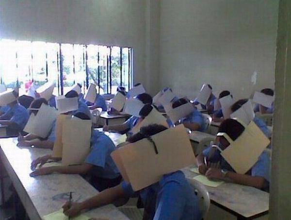 No Cheating! (pic)