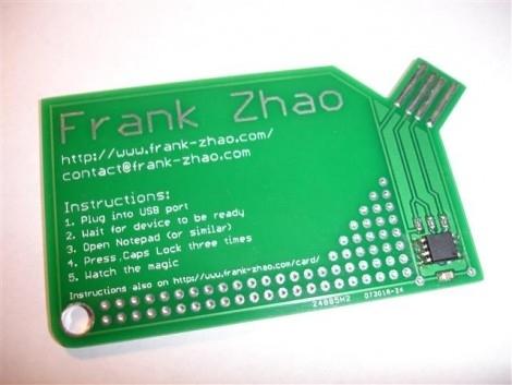 USB Business Card