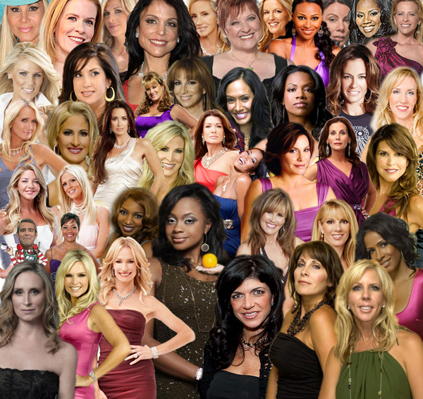 Every Single 'Real Housewife' Ever