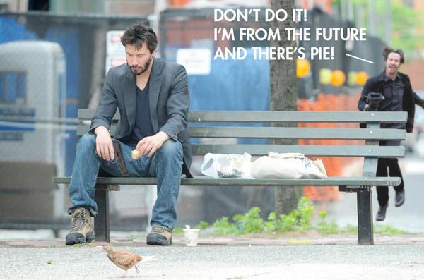 Don't Do It Keanu!