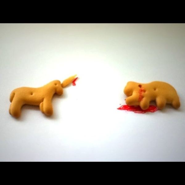Fun With Animal Crackers