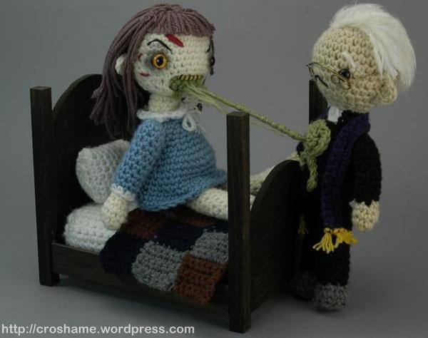 The Exorcist Crochet