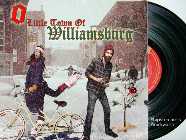 Hipster Christmas Carols