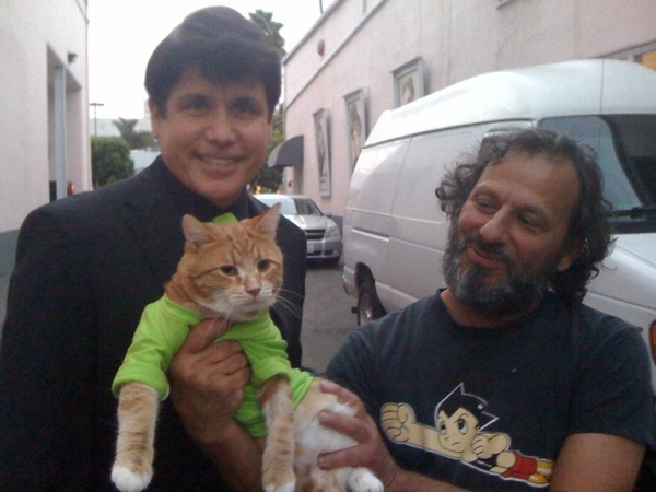 Keyboard Cat Meets Rod Blagojevich!
