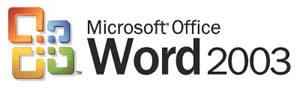 Microsoft Word 2003 Product Key
