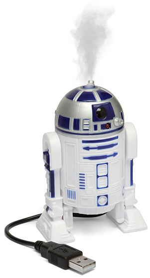 Mini USB R2-D2 Humidifier