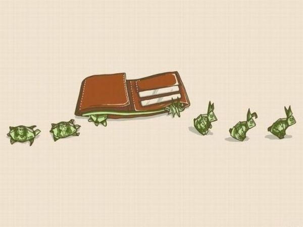 Best Metaphor For Money