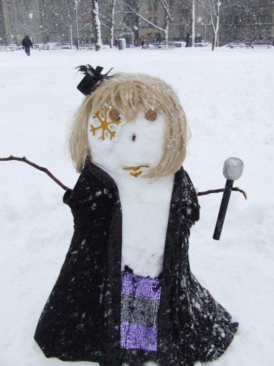 Snow GaGa!