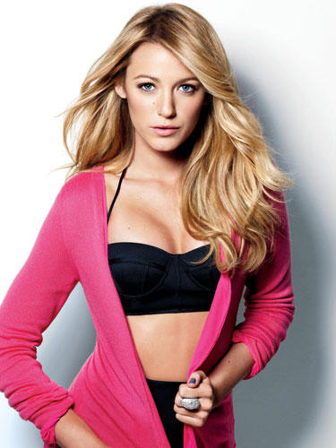 Blake Lively Posing for Playboy?