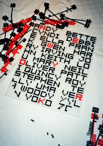 New York City, Typographically Speaking