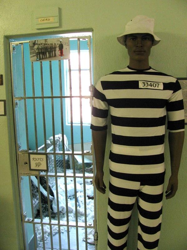 Prison Freaks and Papsmears