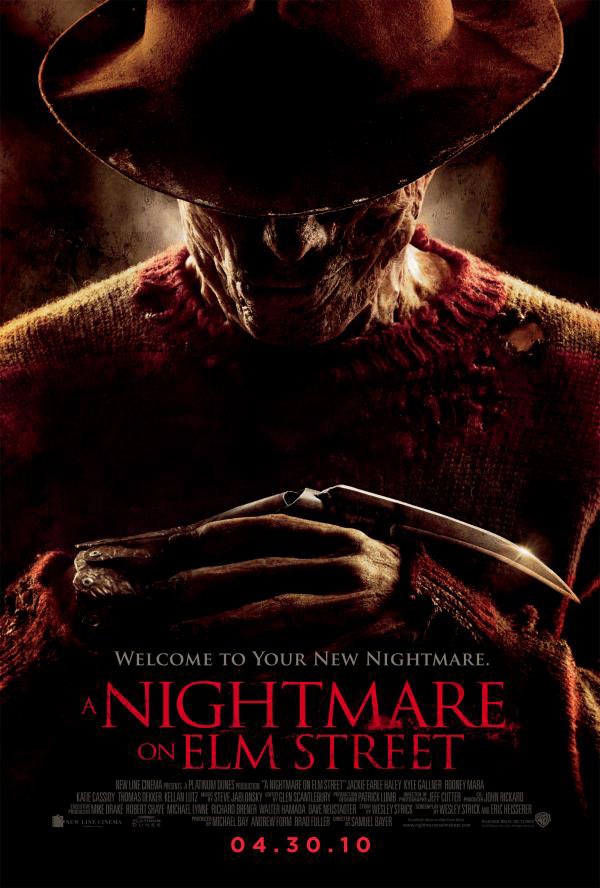 The New Poster For A Nightmare On Elm Street