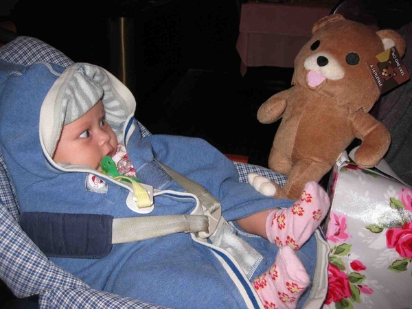 Keep Pedobear Away From Your Baby!