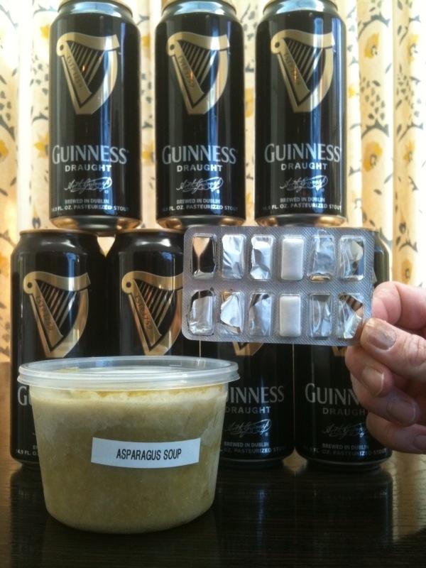 Conan O'Brien Celebrates St. Patty's