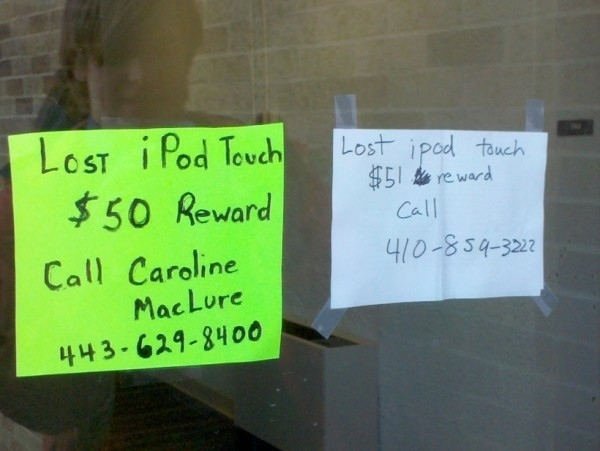 The IPod Touch Bidding Wars
