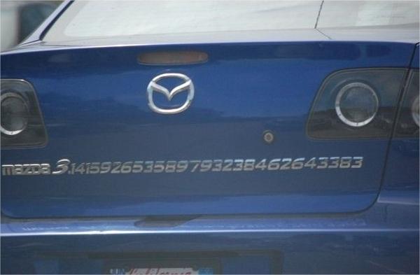 Mazda Pi