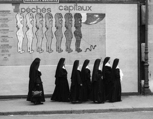 Seven Deadly Sins Vs. Eight Nuns