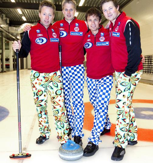 New Norwegian Curling Pants