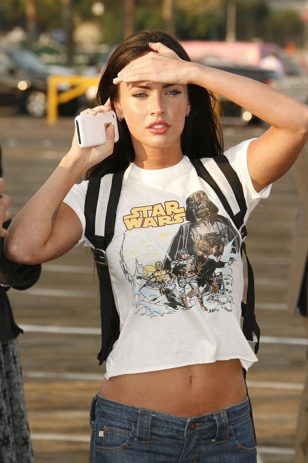 Megan Fox + Star Wars