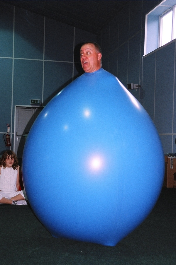 Monster Balloon Man
