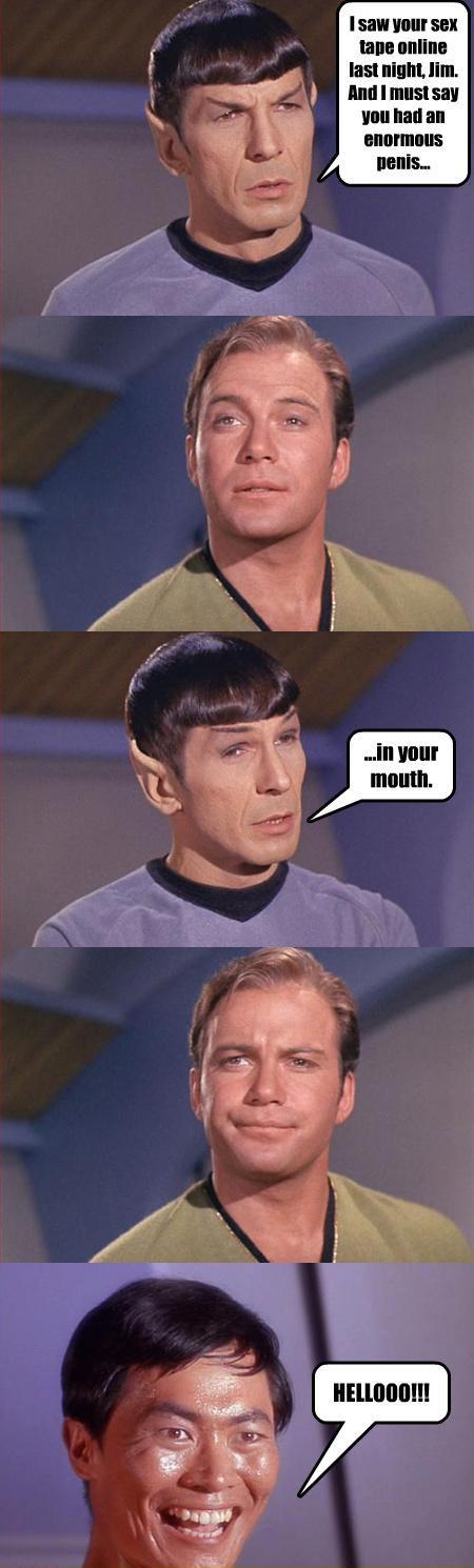 Star Trek Sex Tape