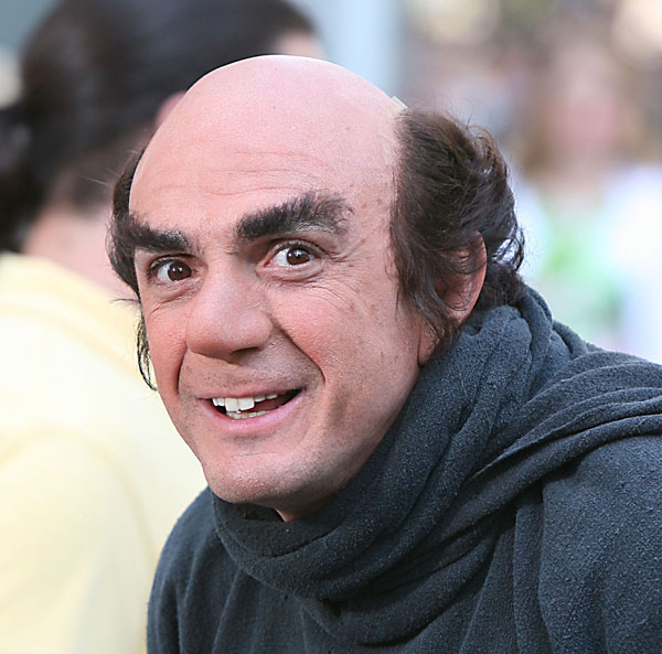 Hank Azaria As Gargamel from The Smurfs