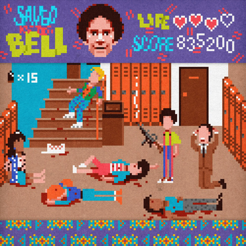 Saved by the Bell - The Video Game
