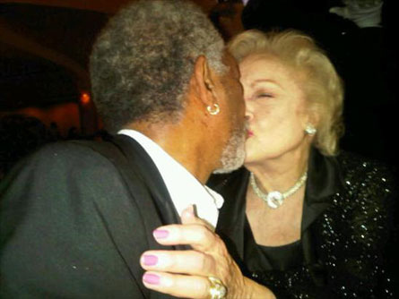 Betty White & Morgan Freeman Get It On
