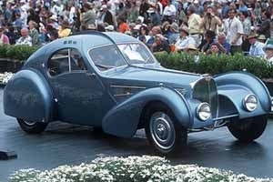 1936 Bugatti 57SC Atlantic Becomes World's Most Expensive Car