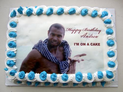 "Pop Culture Cakes: ""I'm On a Cake."""