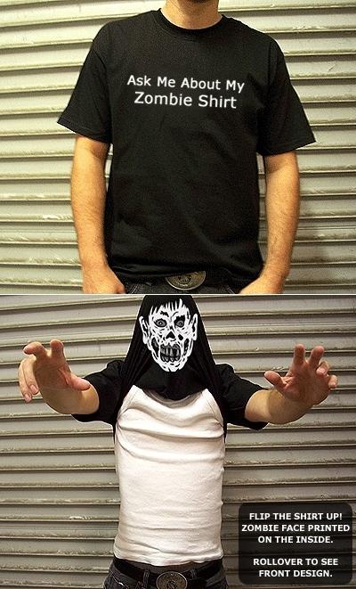 Instant Zombie T-Shirt
