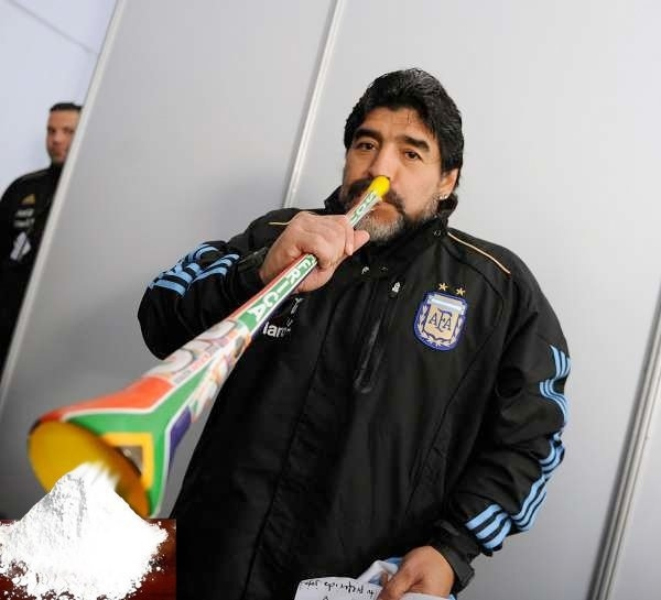 The Secret Behind the Vuvuzela's World Cup Popularity