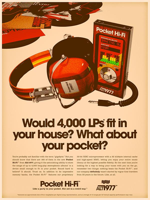 1970s IPod