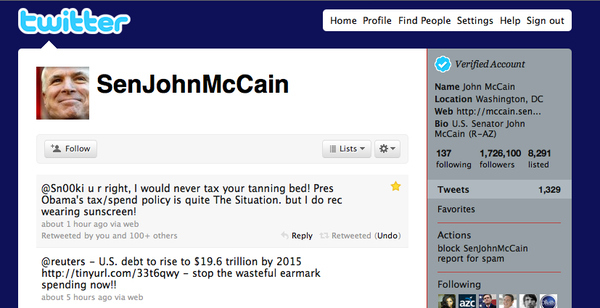 John McCain is Down With Snooki and Jersey Shore