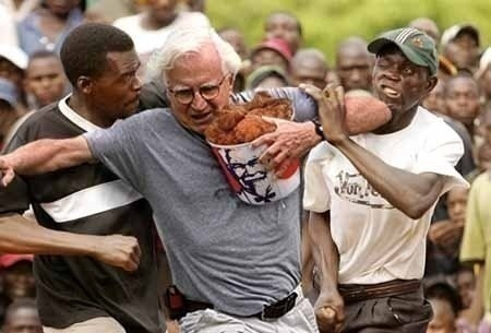 Get a Bucket of KFC Or Die Trying