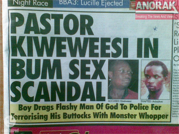 Most Editorial Headline Ever