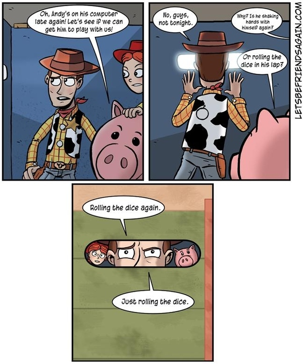 Toy Story 4: The Toys Grow Up
