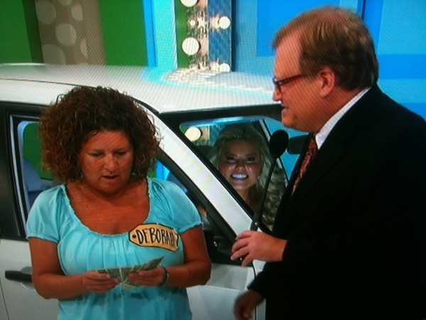 Price Is Right Spokesmodel Is Freaking Me Out