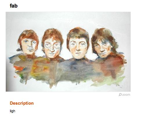 Meet The Beatles?