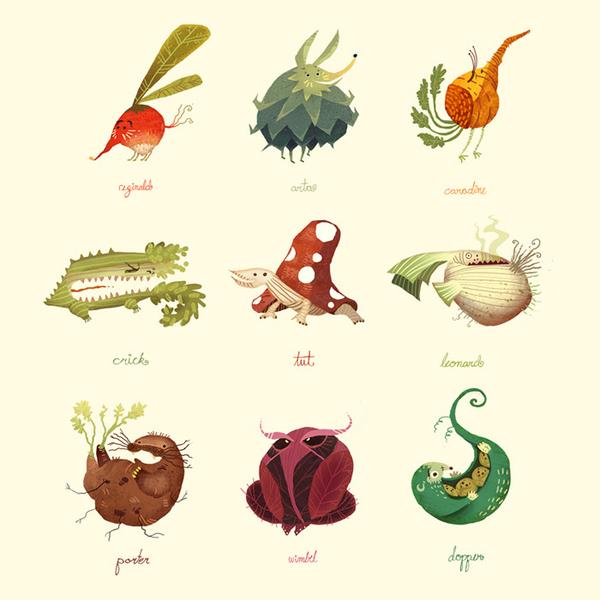 Vegetimals