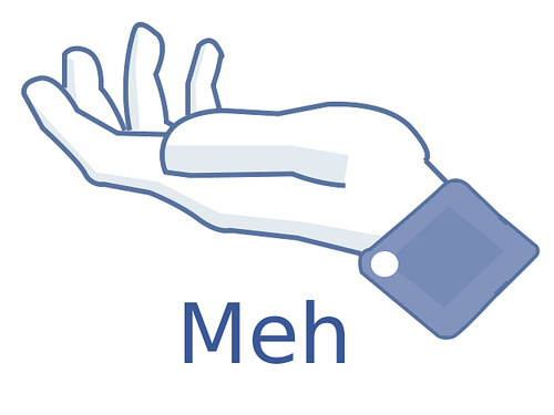 The Only Facebook Button I Need