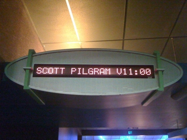 Scott Pilgrim Vs. The Questionable Spelling