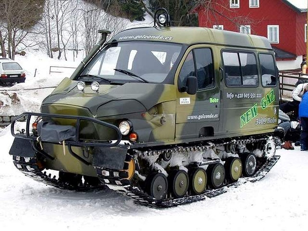 20 Vehicles That Will Survive Armageddon