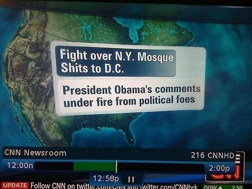 CNN And Their Little Jokes