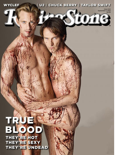 The Rejected True Blood Rolling Stone Cover