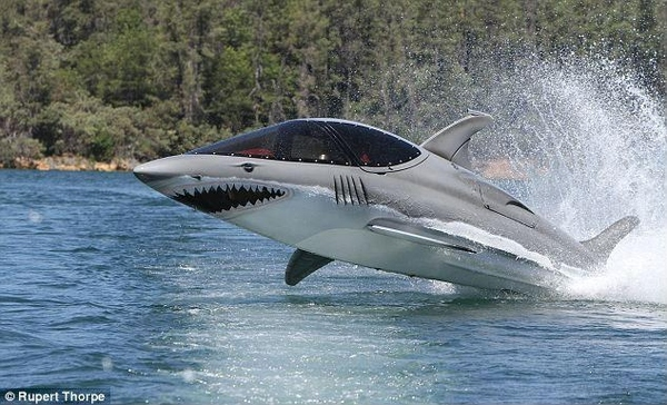 Shark Submersible
