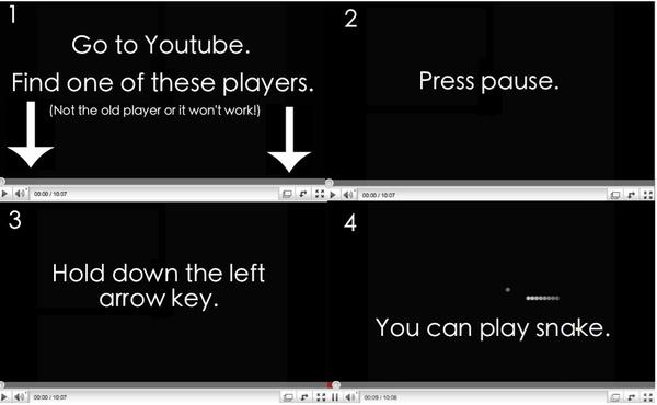 The Youtube Secret.
