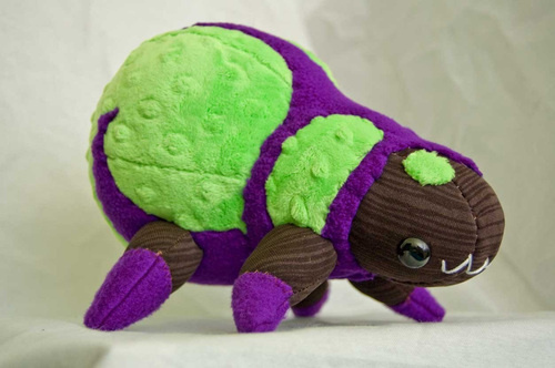 Starcraft II's Baneling Is Adorable